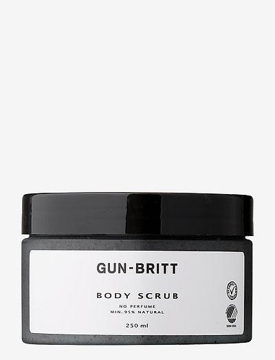 Body Scrub Svane & Allergy - shower gel - clear