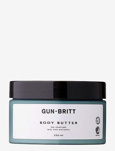 Body Butter Svane & Allergy - body lotion - clear