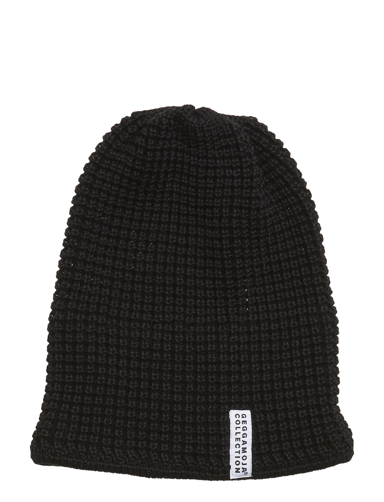 Image of Knitted Beanie Hat Sort GEGGAMOJA (3075041333)