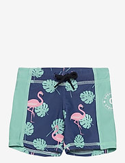 Geggamoja - UV short pant Flamingo - pantalon uv - flamingo - 0