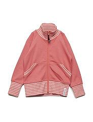 Zipsweater - SOFT RED