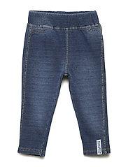 Indigo tights - BLUE
