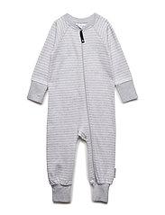 Two Way Zip -Pyjamas Classic