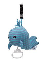 Music Whale - DENIM
