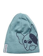 Knitted beanie - BULLDOG