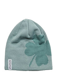 Knitted beanie - CLOVER