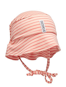 Sunny hat - PEACH/SOFT RED