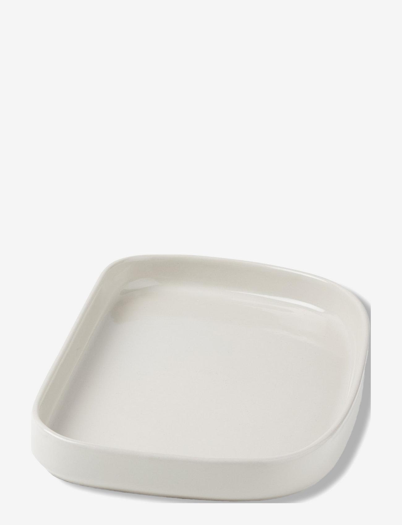 Gejst - Galet dish - serveringsfat - light grey - 0