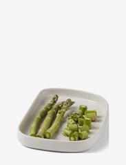Gejst - Galet dish - serveringsfat - light grey - 1