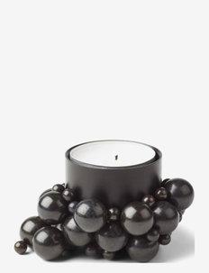 Molekyl tealight 1 - fyrfadsstager - black