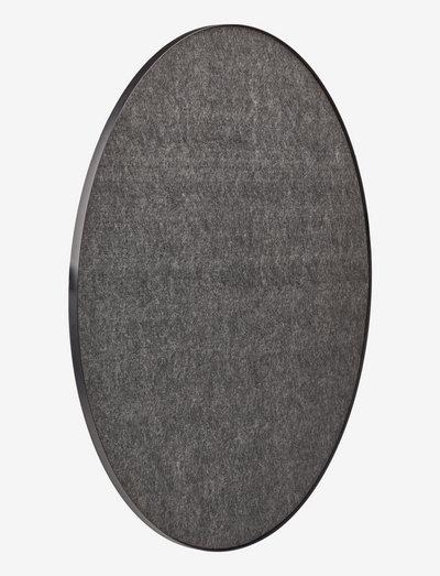 Retell pinboard - oppslagstavler - black