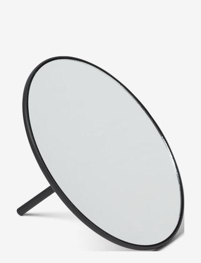Io makeup mirror - baderomsspeil - black