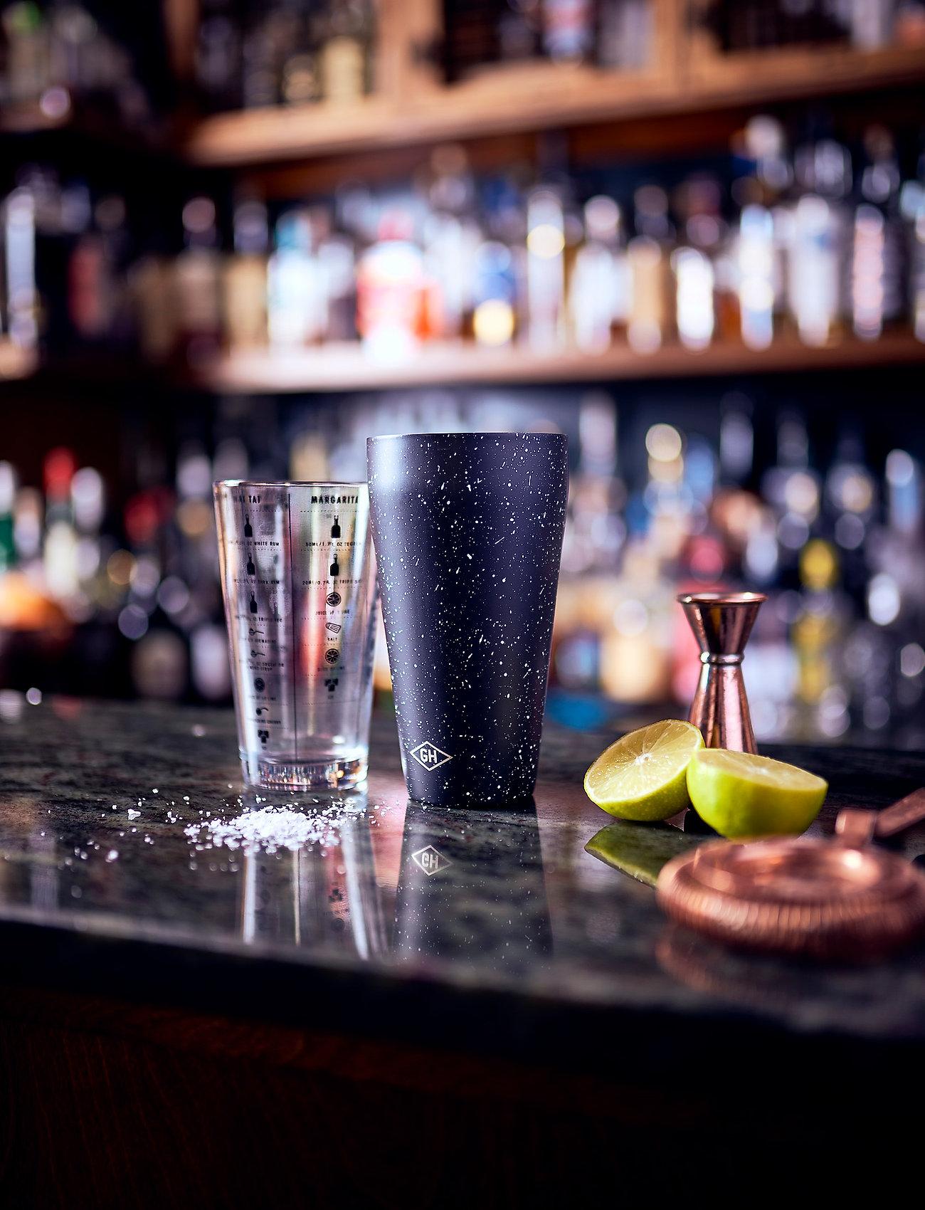 Gentlemen's Hardware - The Bartender Cocktail Shaker - mellom 300-500 kr - black - 0