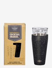 Gentlemen's Hardware - The Bartender Cocktail Shaker - cocktail shakere - black - 1