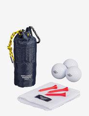 Gentlemen's Hardware - Golfer's Accessories Set - golfutstyr - blue - 0