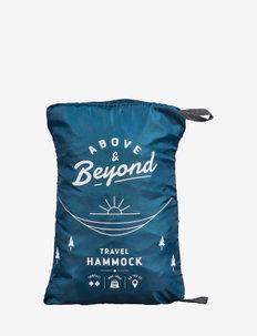 Travel Hammock - matkatarvikkeet - blue
