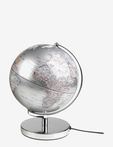 Globe Light Silver - dekorativt tilbehør - silver