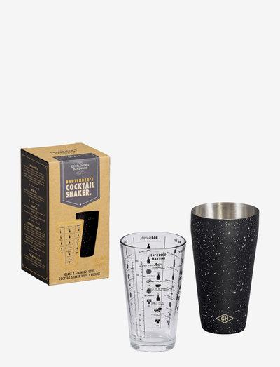 The Bartender Cocktail Shaker - cocktail shakere - black