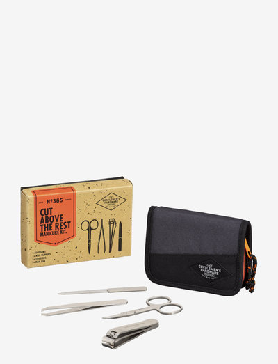 Manicure Kit - presentaskar - grey