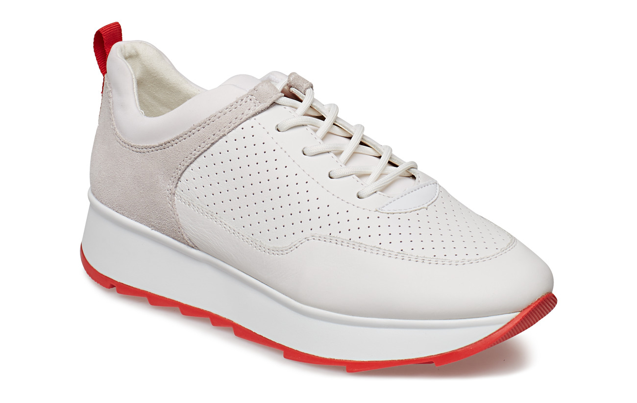 GEOX D GENDRY - WHITE MISC