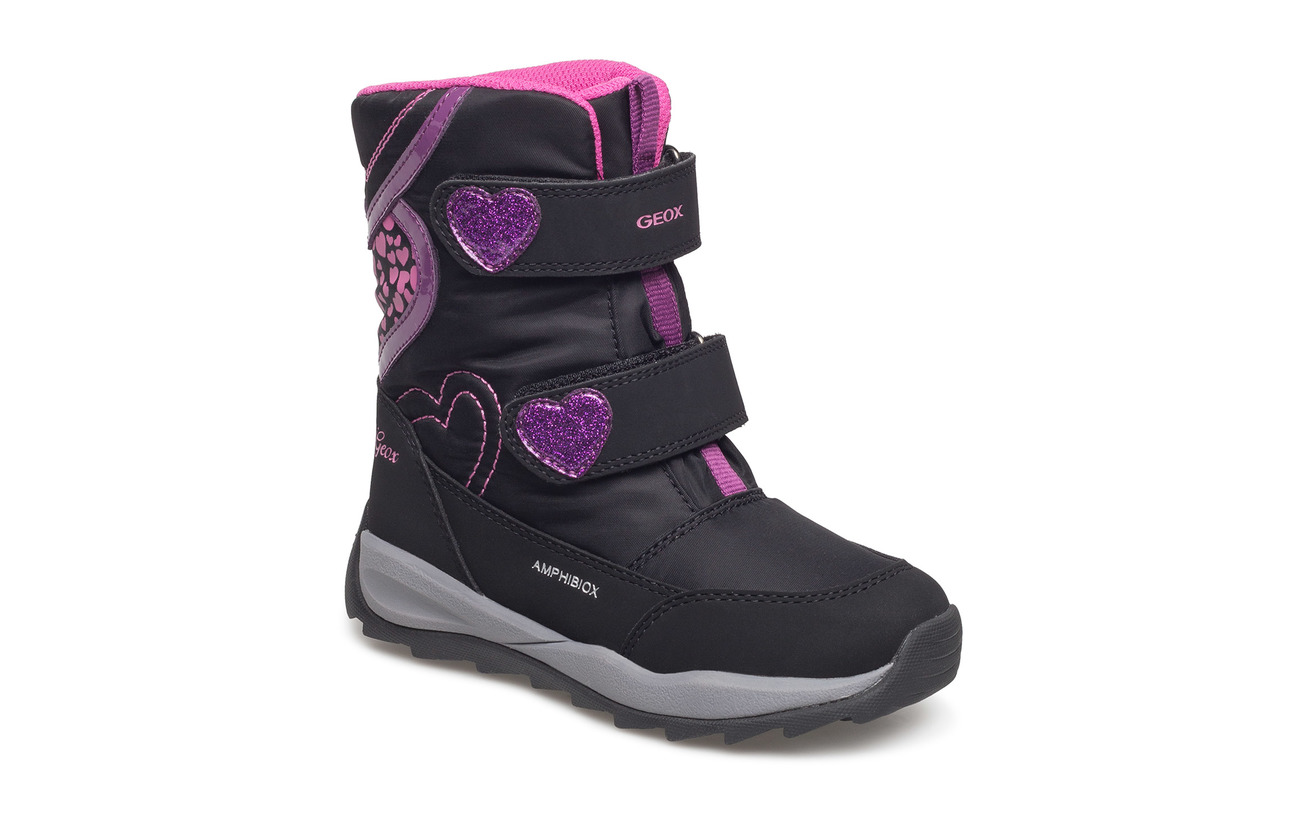 7961e41add0 J Orizont B Girl Abx (Black pink) (£57.20) - GEOX -