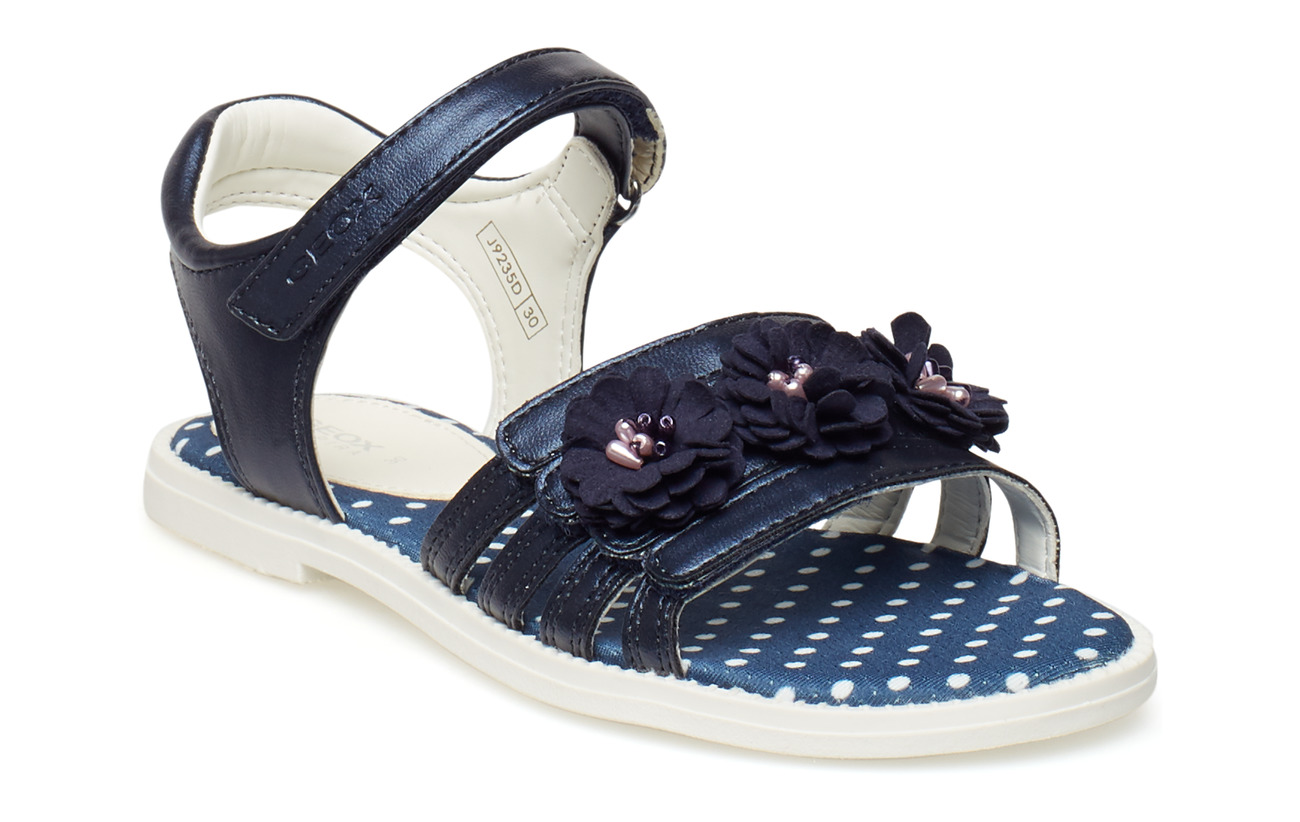GEOX JR SANDAL KARLY - NAVY