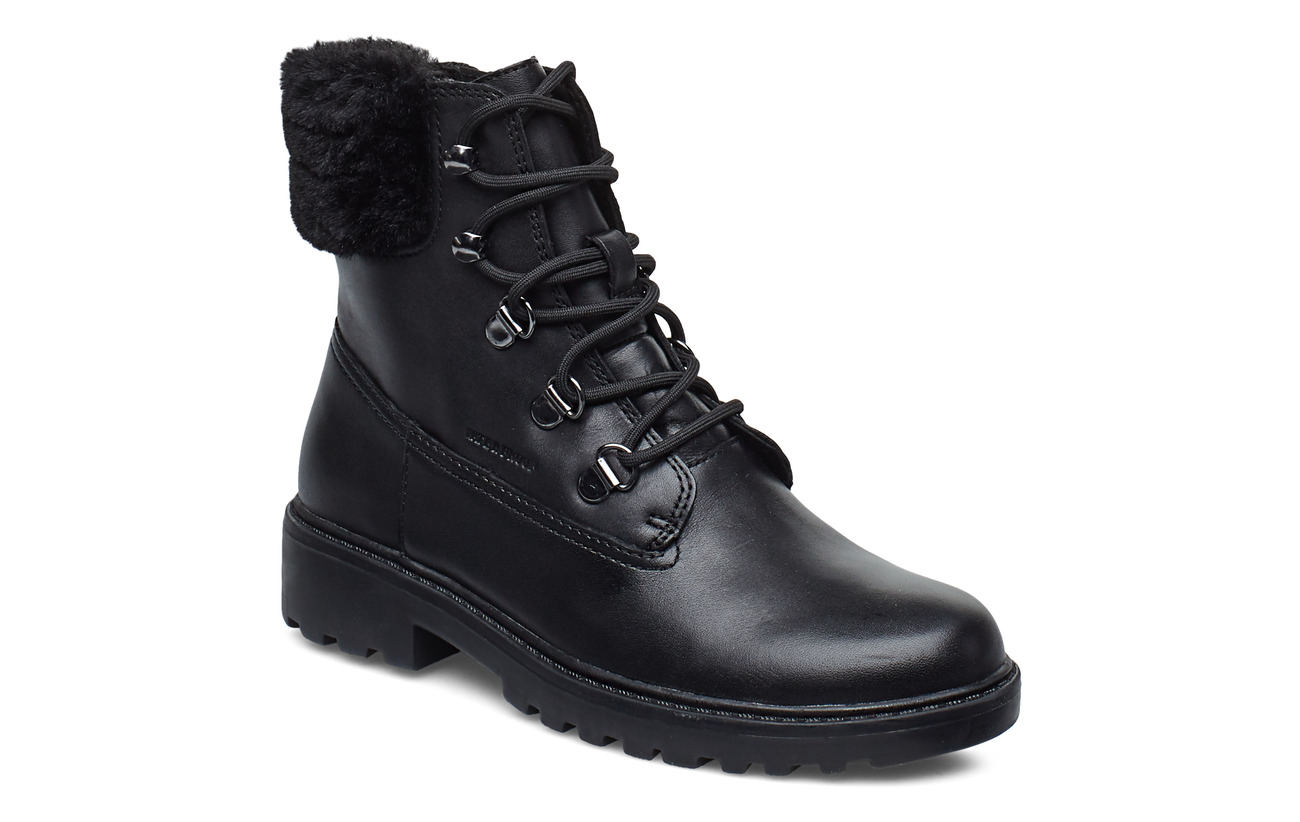 Geox J Casey Girl WPF C Mid Calf Boot Fille