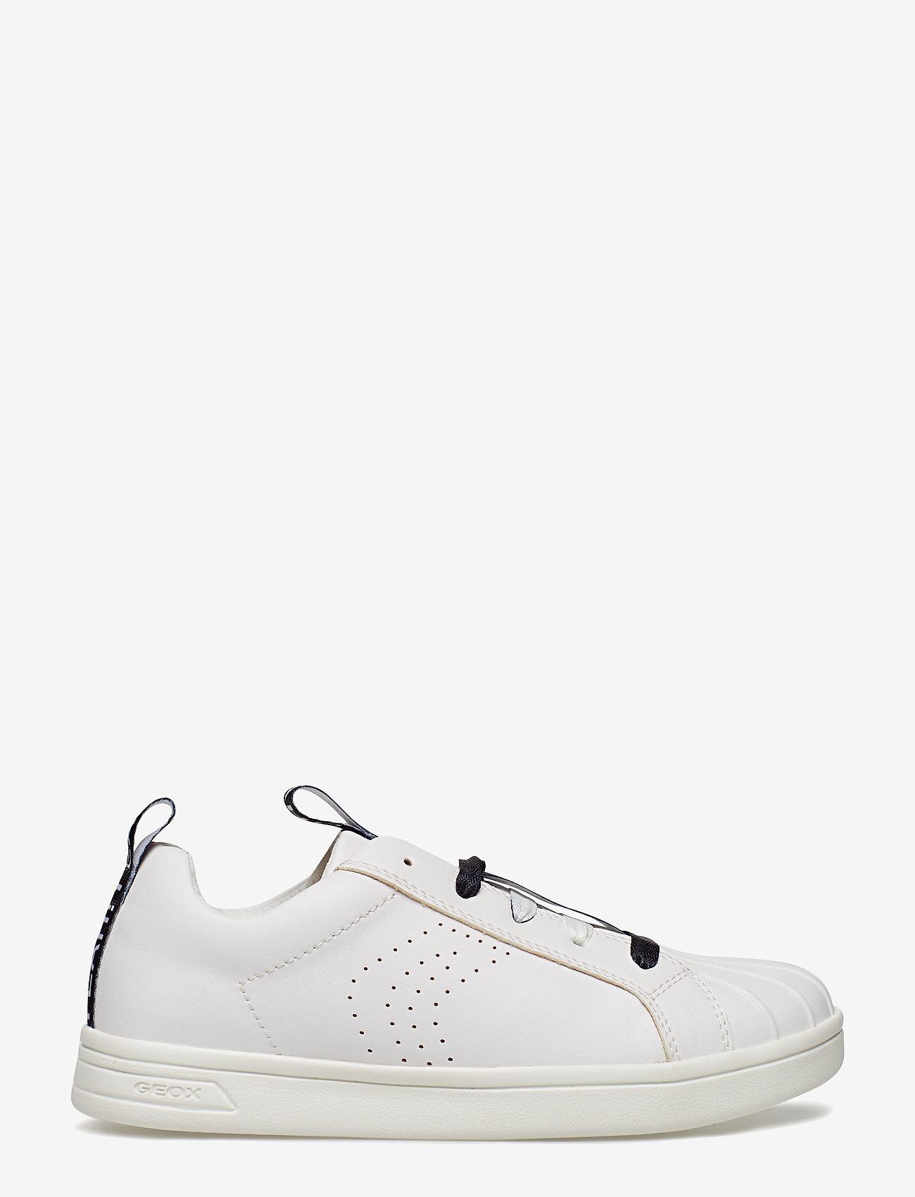 GEOX - J DJROCK GIRL - baskets - white
