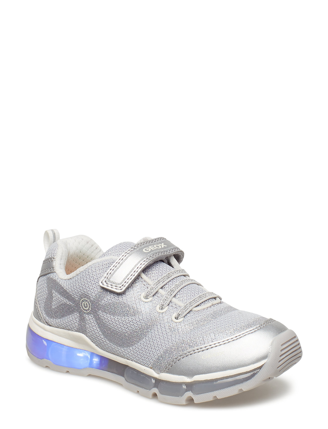 GEOX JR ANDROID GIRL - SILVER