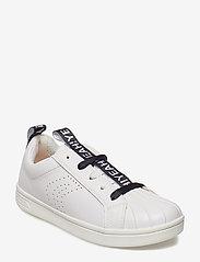 GEOX - J DJROCK GIRL - baskets - white - 0