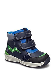 B NEW GULP BOY B ABX - BLUE/GREEN