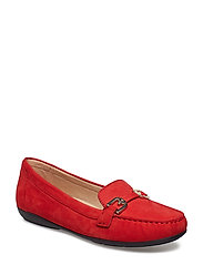 D ANNYTAH MOC A - BRIGHT RED