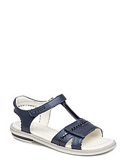 JR SANDAL GIGLIO A - NAVY