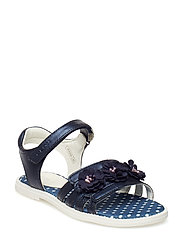 JR SANDAL KARLY - NAVY