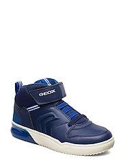 J Grayjay Boy C Sneakers Skor Blå GEOX