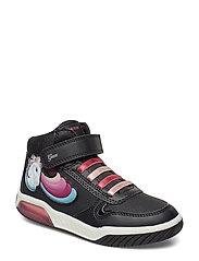 J Inek Girl B Sneakers Skor Svart GEOX