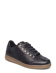 U WARRENS B - BLK OXFORD
