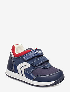 B RISHON BOY - NAVY/RED
