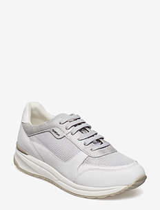 D AIRELL - SILVER/WHT