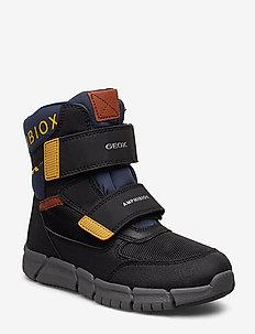 J FLEXYPER BOY B ABX - BLK/BLUE