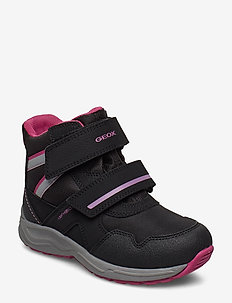 J KURAY GIRL B ABX B - BLACK/PINK