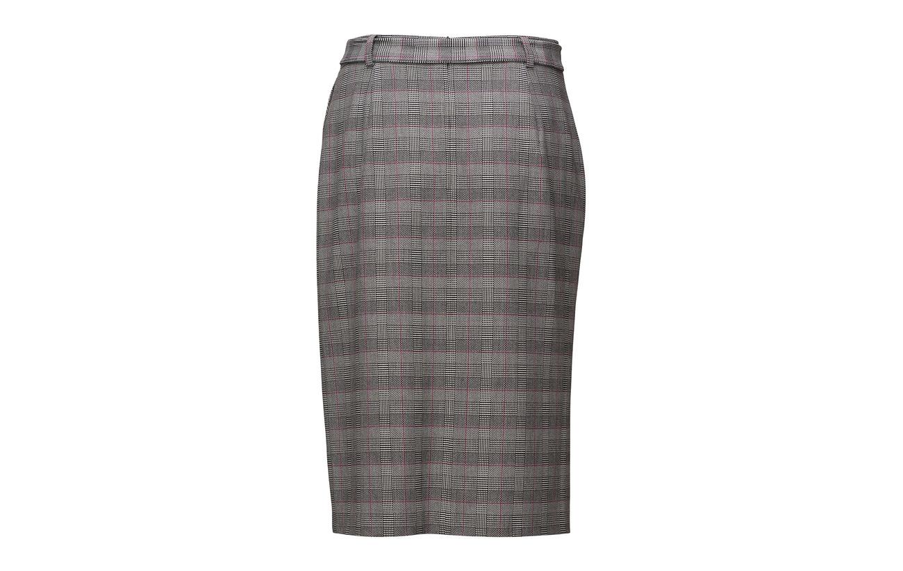 Short Gerry 62 34 Fa Elastane Polyester 4 Viscose Edition Black Weber Woven white Skirt pink WttwUB