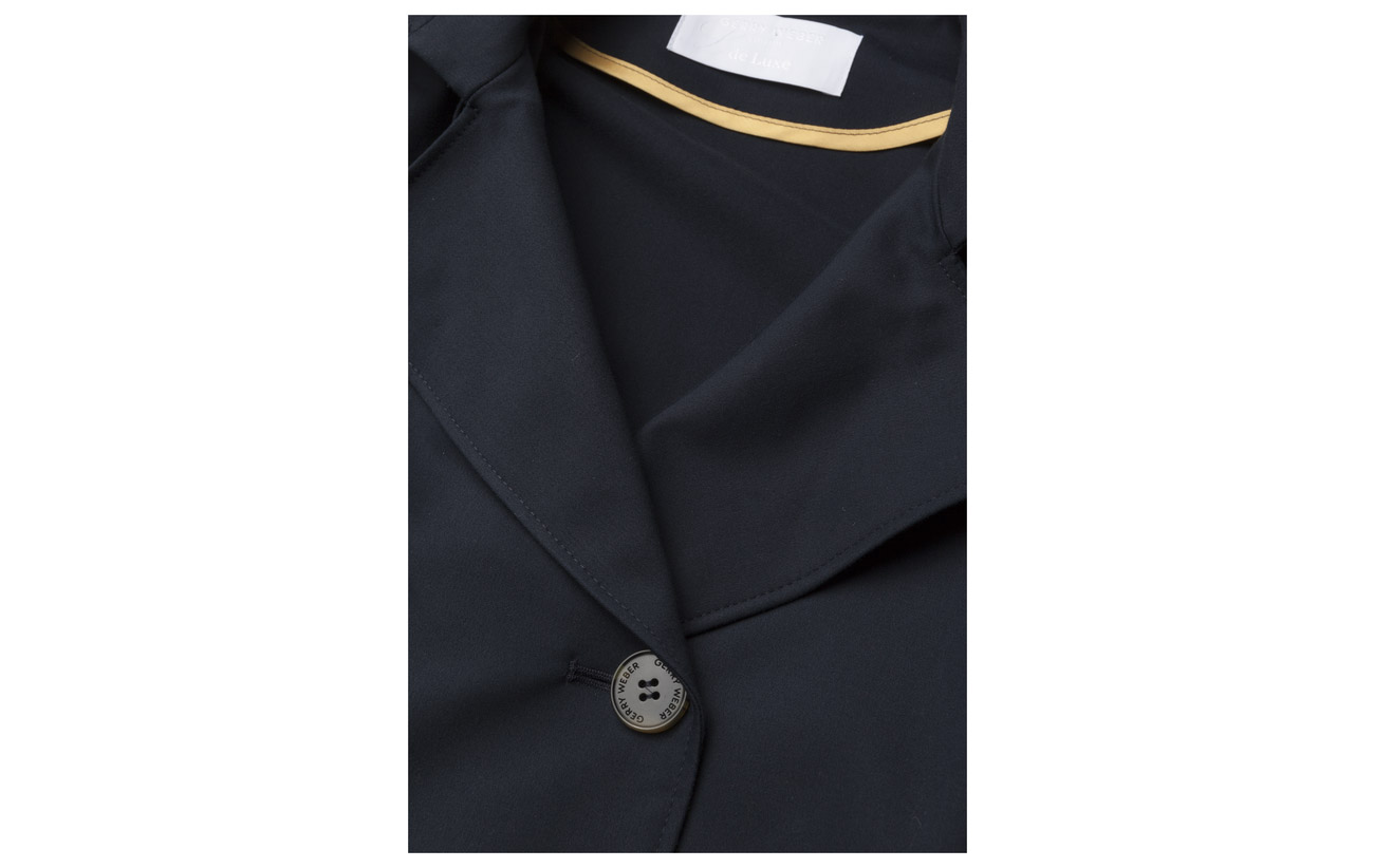49 Elastane 47 Polyester 4 Gerry Navy Weber Coat Not Wool Edition Coton wqwPYxH