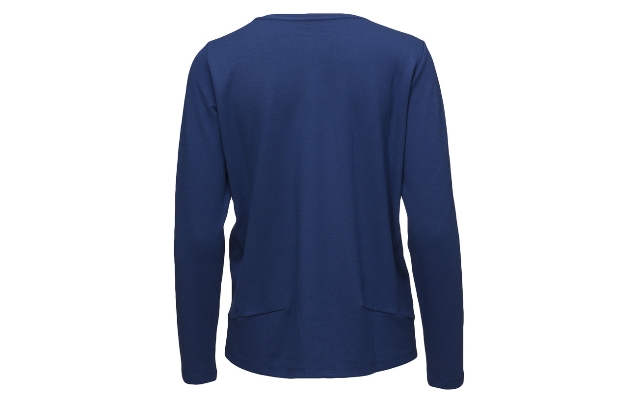 Gerry Long Viscose Polyester 24 T shirt Edition sleeve 70 Indigo Elastane Weber 6 r6qUFxr