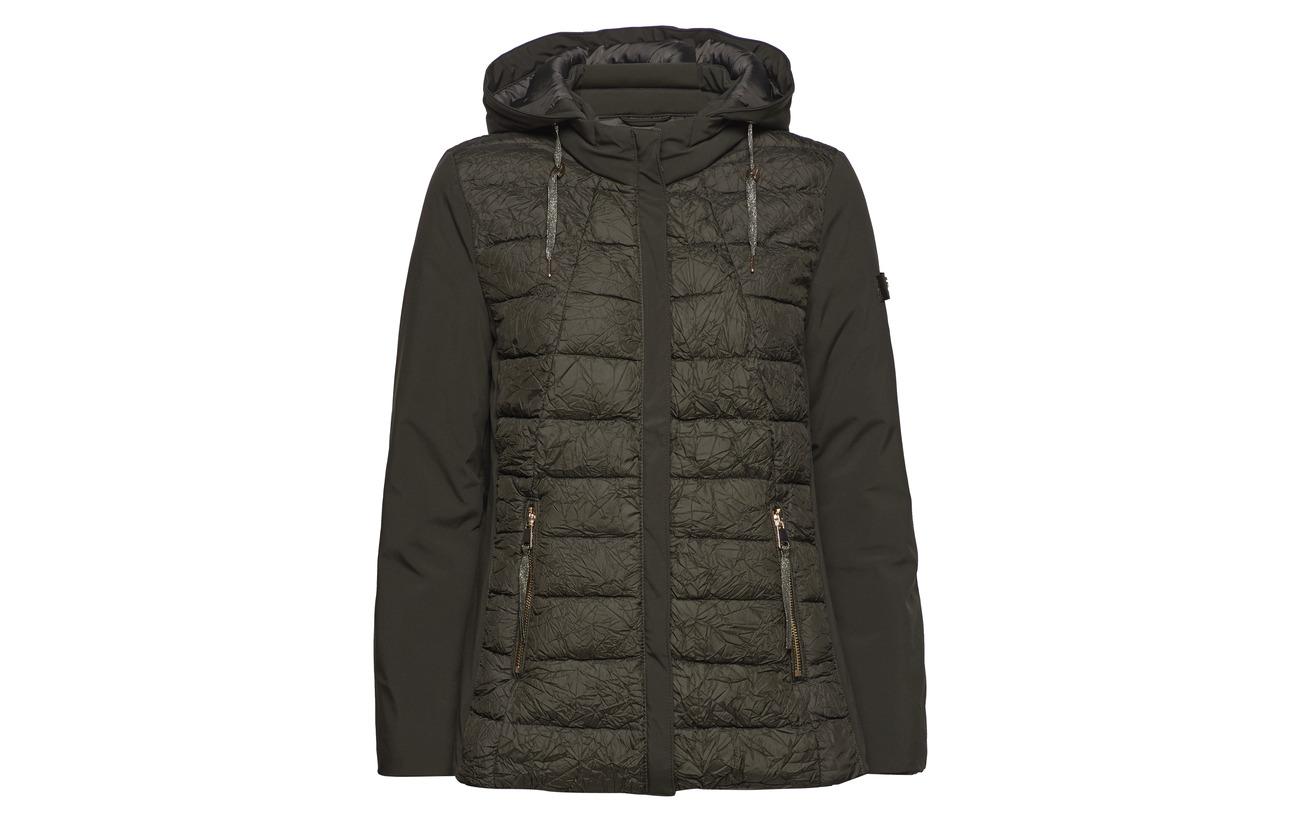 Jacket Outdoor 100 Gerry Polyester No Weber Edition Bottlegreen Wo qtFnat0
