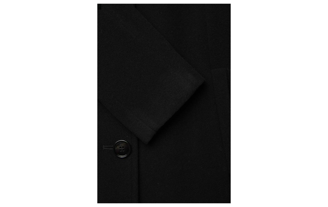 20 Edition Polyamide Black Wool New Coat Gerry Cachemire Weber Laine 10 70 qZCUSS