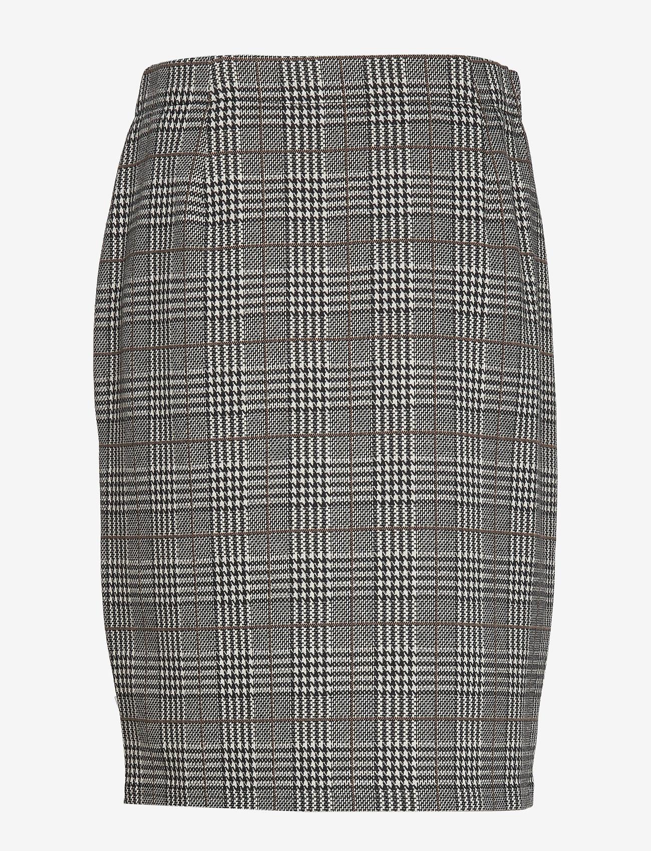 Skirt Short Woven Fa (Black/white/camel/rust) - Gerry Weber Edition L6dU1V