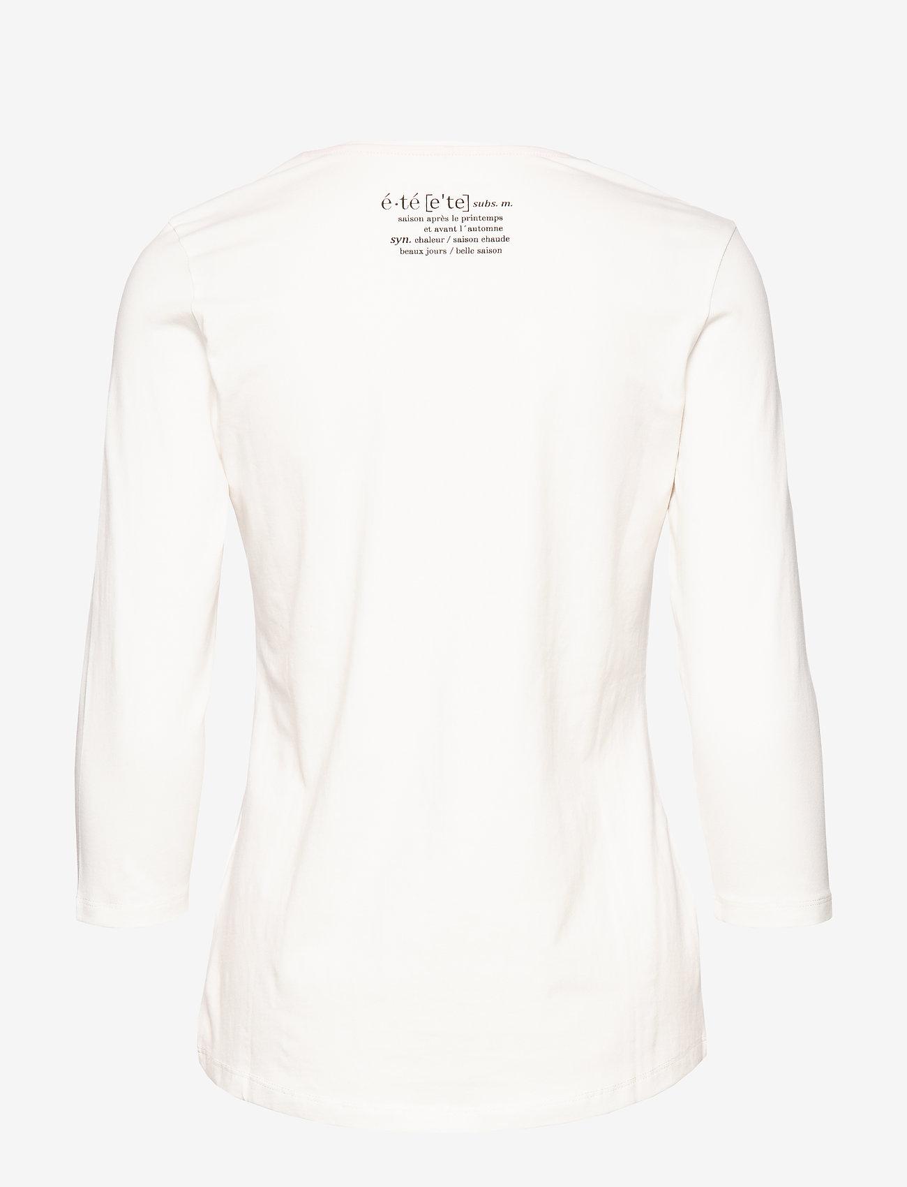Gerry Weber Edition T-shirt 3/4-sleeve R - T-shirts & Hauts