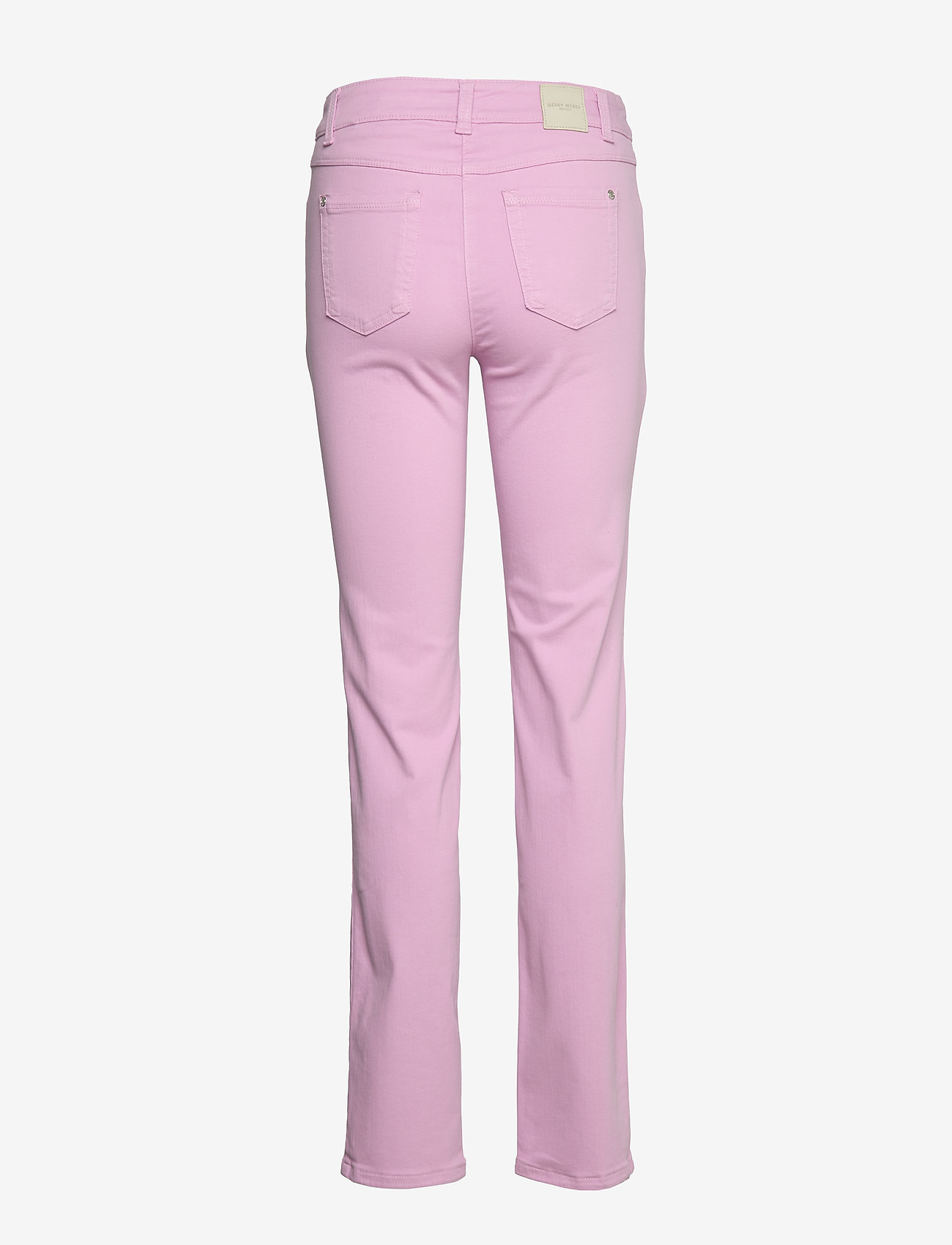 Gerry Weber Edition - JEANS LONG - straight jeans - pastel lavender - 1