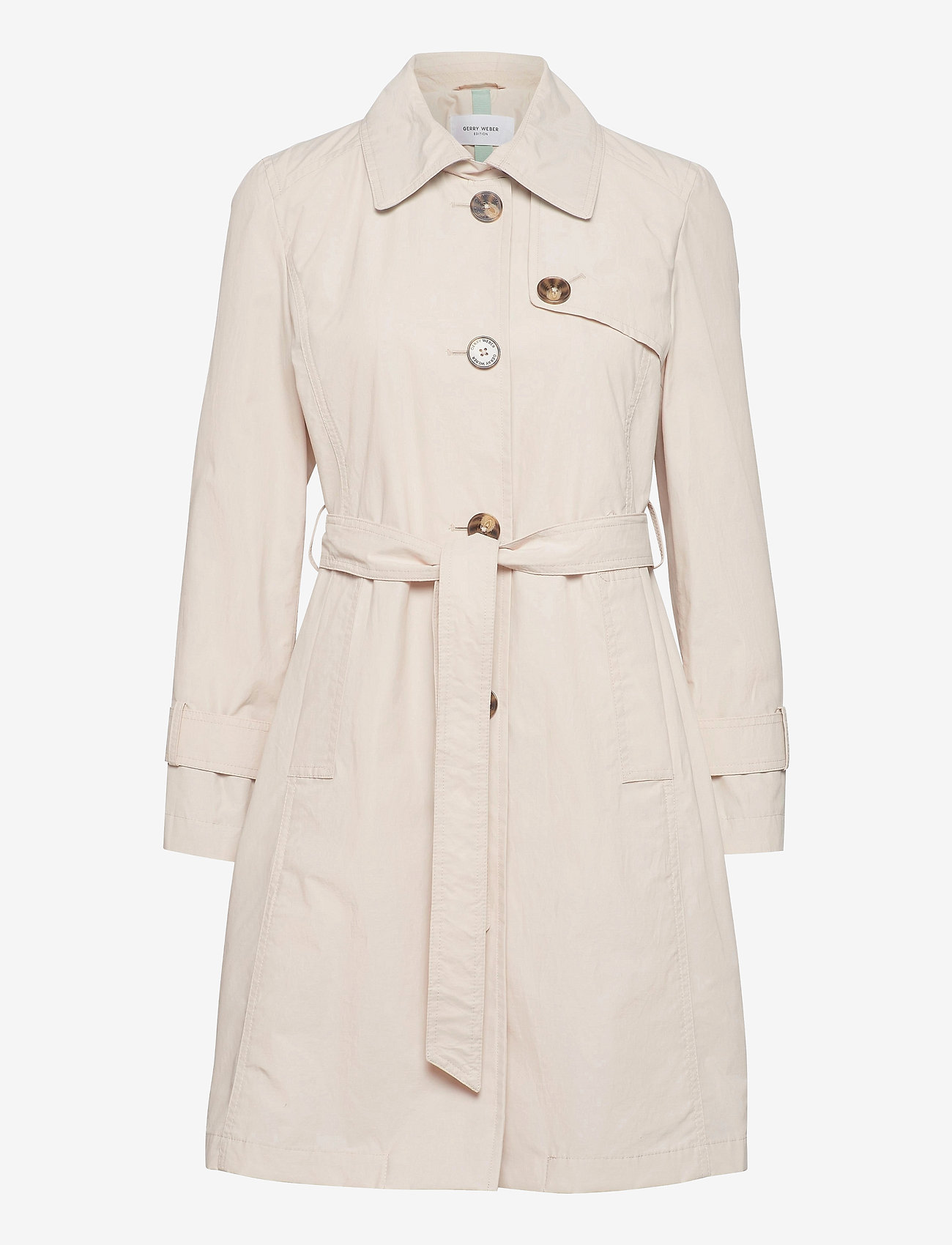 Gerry Weber Edition - COAT NOT WOOL - trenchcoats - shell - 0